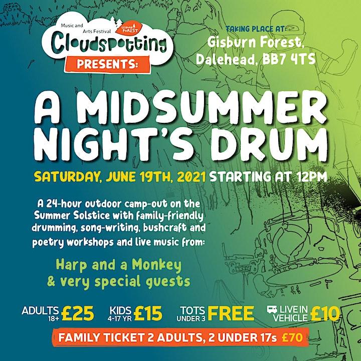 Midsummer Night's Drum image