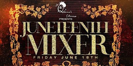 Juneteenth Mixer 2021 tickets