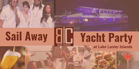 All White Yacht Party - Sunset Sail tickets