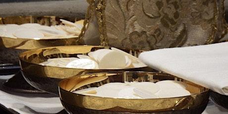 COMMUNION SERVICES REGISTRATION | 06|12/13| Blessed Frédéric Ozanam Parish tickets