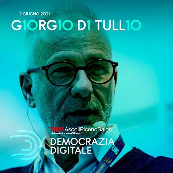 Immagine TEDxAscoliPiceno DEMOCRAZIA DIGITALE