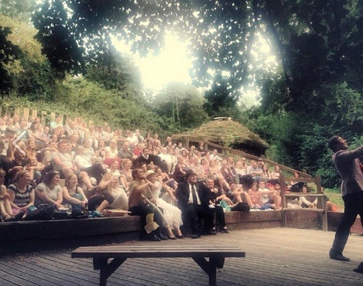 The Tempest with Folksy Theatre image