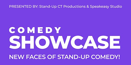 Comedy Showcase - The New Faces of Stand Up! tickets