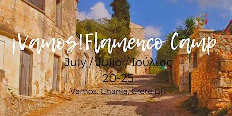 Juan Granados / Flamenco Singing Workshop tickets