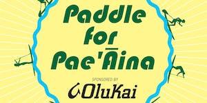 Paddle for Pae ʻĀina