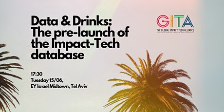 Data & Drinks: The pre-launch of the impact-tech database tickets