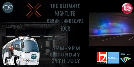 The Ultimate Nightlife Urban Landscape Tour tickets