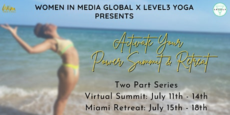 """""""Activate Your Power"""" Virtual Summit & Retreat tickets"""