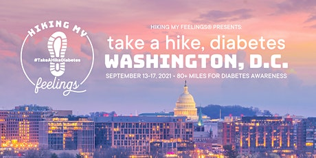 #TakeAHikeDiabetes: Washington, DC - Hiking for Diabetes Awareness tickets