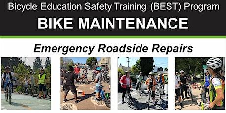 Bike Maintenance: Emergency Roadside Repairs (Part 1)  - Online Class tickets