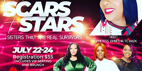 From Scars to Star's Women conferences tickets