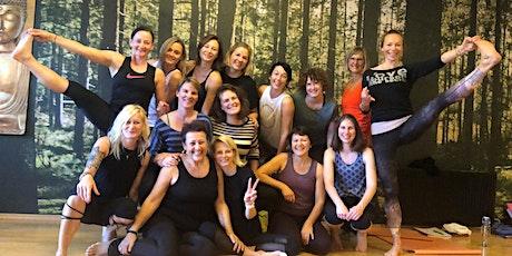 fokusleben yoga - Teacher Training Prüfungseinheit Tickets