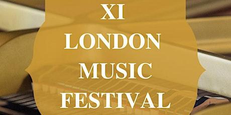 WKMT XI LONDON MUSIC FESTIVAL tickets