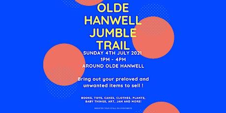 Olde Hanwell Jumble Trail tickets