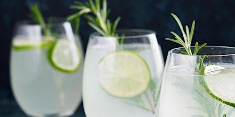 Gin Tasting einmal um die Welt Tickets