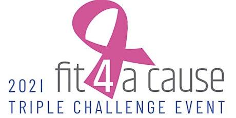 2021 Fit4acause Triple Challenge-BIKE RUN BOOTCAMP tickets