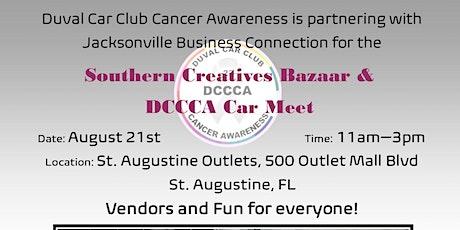 Southern Creatives Bazaar and DCCCA23 Car Meet tickets