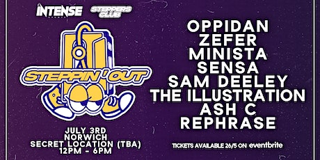 Steppin' Out (Norwich) w/ Steppers Club + Friends tickets