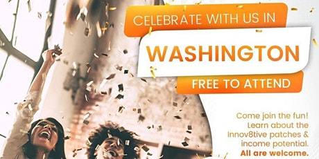 Celebrate Innov8tive Washington Event tickets