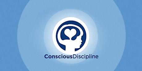 Conscious Discipline - Perception/Composure - Part 1 Live Virtual ingressos