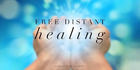 Free Healing Meditation tickets