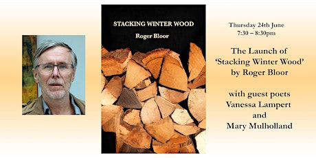 The Vole Launch of 'Stacking Winter Wood' by Roger Bloor tickets