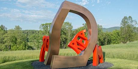David Stromeyer: Walk the Meadows with the Artist billets