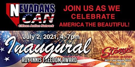 Celebrating America The Beautiful tickets