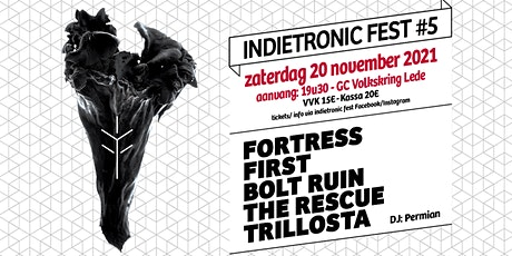 INDIETRONIC FEST #5 tickets