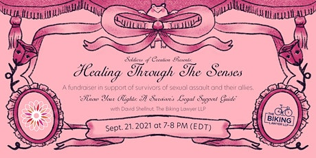 Know Your Rights: A Survivor's Legal Support Guide (w/ The Biking Lawyer) tickets