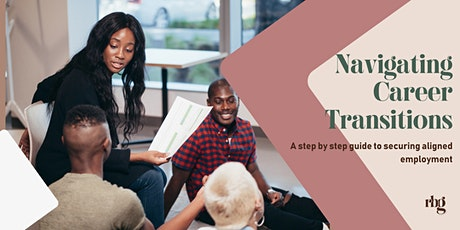 Online Event: Navigating Career Transitions tickets