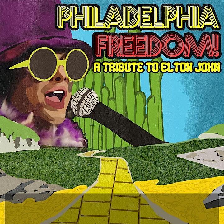 Philadelphia Freedom: Tribute to Elton John image