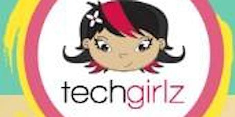 A TALK TechGirlz Camp for Middle School Girls:  Cybersecurity Basics, Pt. 2 tickets