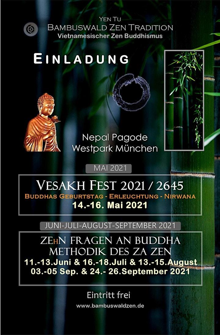 ZEhN FRAGEN AN BUDDHA: Bild