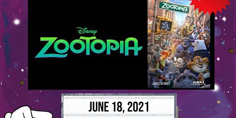Smile After Smile's Movie Night: Zootopia tickets