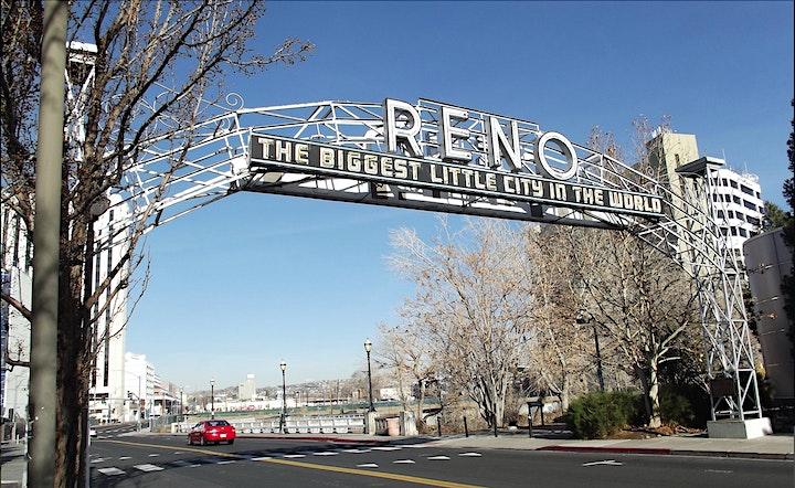 Weird Reno Walking Tour image