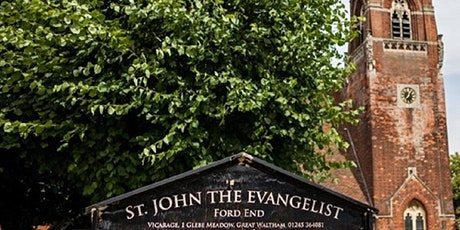 Celebration Eucharist at Ford End Church tickets