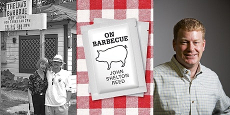 John Shelton Reed and Robert Moss discuss  On Barbecue tickets