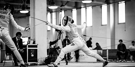 Bath Swords Fencing camp tickets