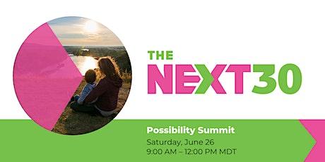 Possibility Summit tickets