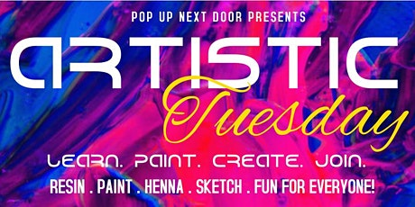 ARTISTIC TUESDAY tickets