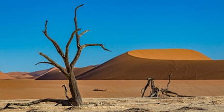 Be Inspired - Discover Namibia tickets