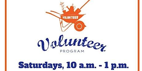 AYDEPI & KING COUNTY PARKS - Volunteer Program tickets