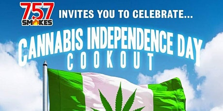 757 Smokes Presents: Cannabis Independence Day Cookout & Pop-Up Shop tickets