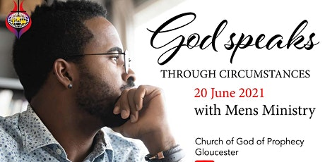 Sunday Worship - God speaks through circumstances tickets