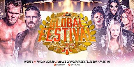 GSW: Global Festival tickets