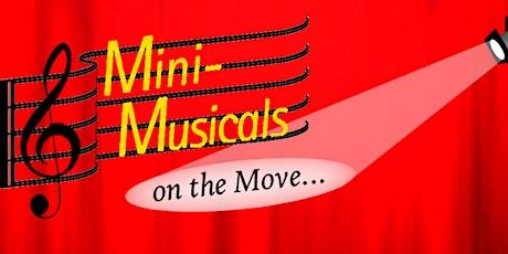 Mini-Musicals October Cabaret Performance tickets