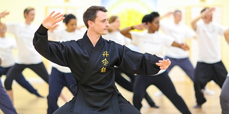 FREE CLASSES: Tai Chi for Stress Relief & Focus tickets