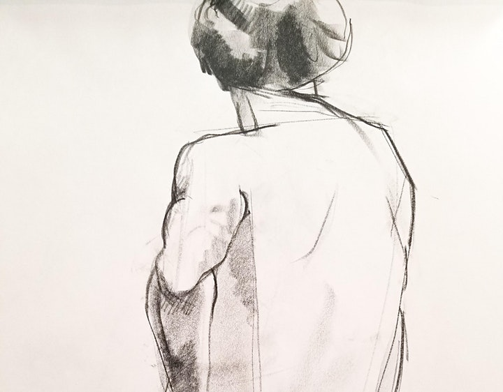 Life drawing session image