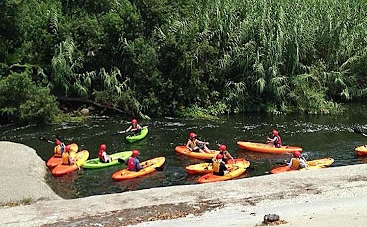 Elysian Valley_Los Angeles River Kayak Tours_2021_SAT. image